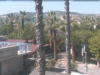 Webcam Camping Village Duca Amedeo